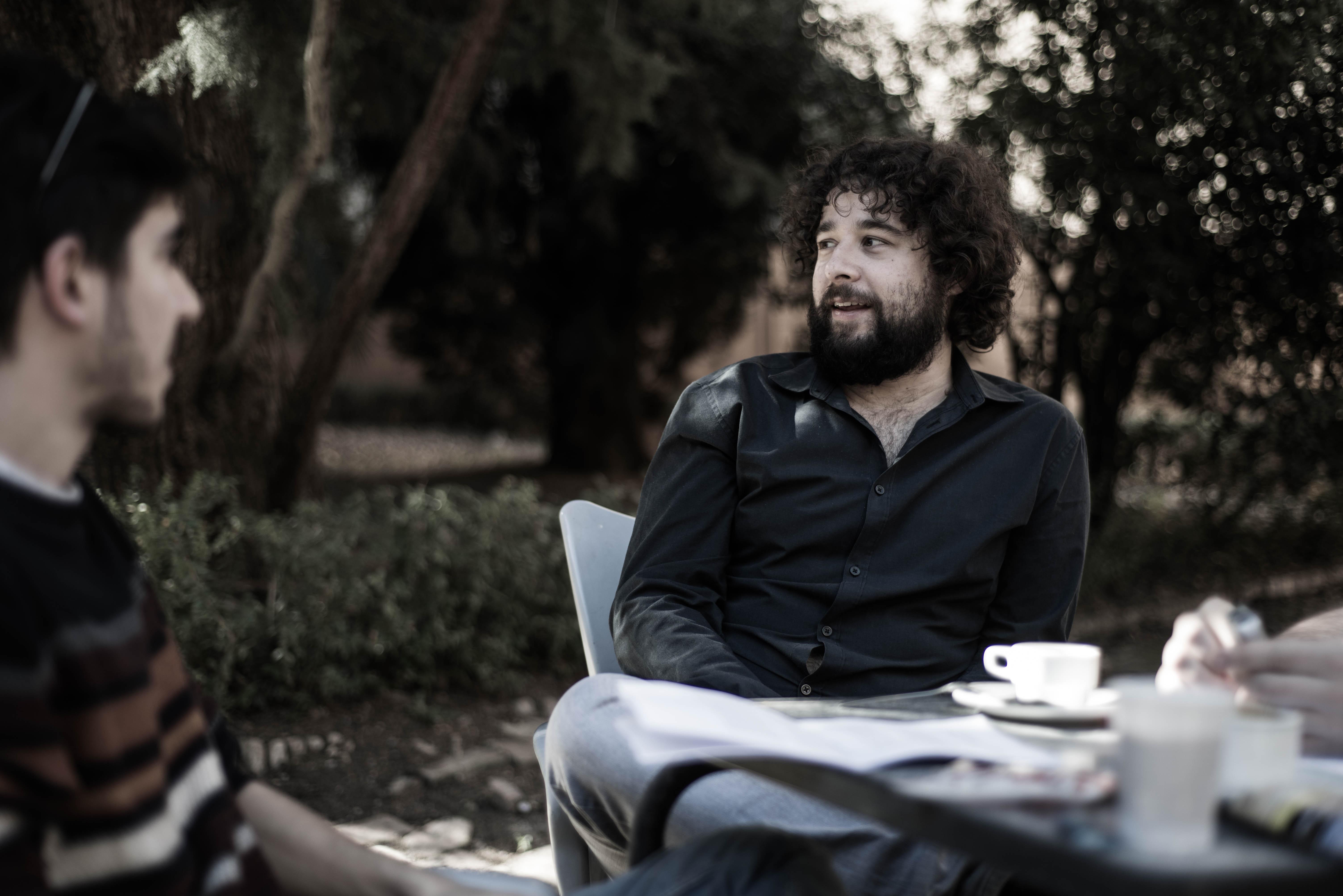 Entrevista a Germán Labrador (Parte I) – Proyecto Brandaris