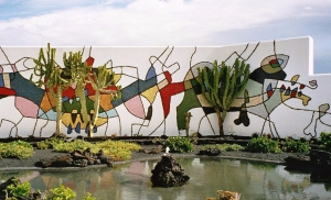 Fuente: Iberia. Fundación César Manrique, Islas Canarias.